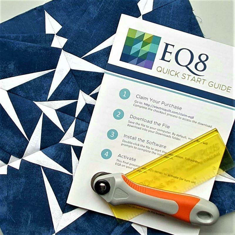 EQ8 first steps