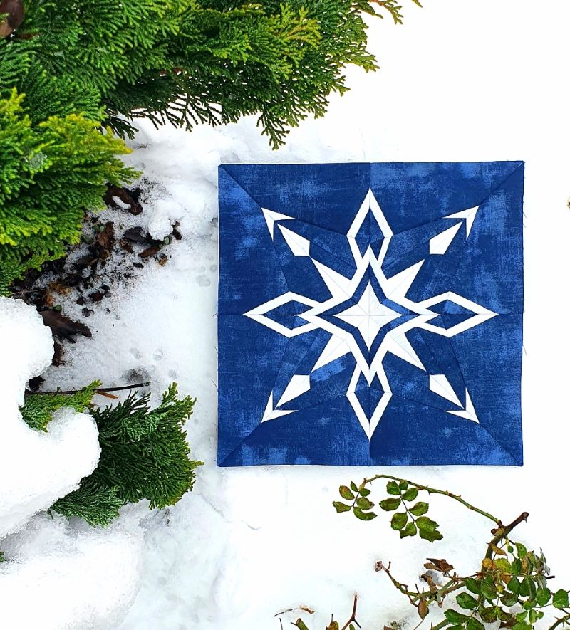 Snowflake December